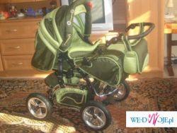 Mam do sprzedania wózek wielofunkcyjny firmy TAKO
