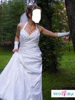 Mam dosprzedania piękną suknie ślubną