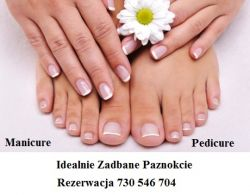 Manicure i Pedicure Wawer 730 546 704