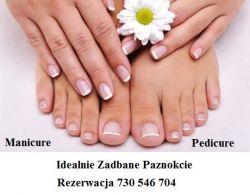 Manicure ,Pedicure hybrydowy 730 546 704  Radość Józefów