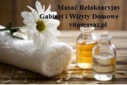 Masaż Relaksacyjny Sródmieście WArszawa- Gabinet i Wizyty Domowe