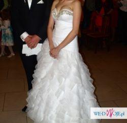 Maxima- suknia w stylu hiszpańskim
