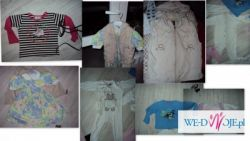 mega paka ubranek dla dziewczynki 2-3 latka, WYSYŁKA