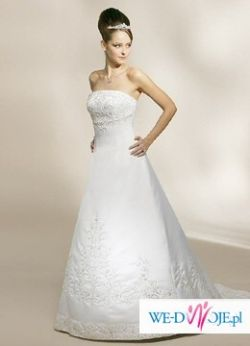 MERCEDES wśród sukien ślubnych