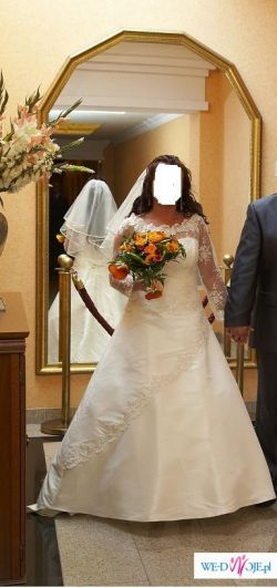 moja sukienka ślubna