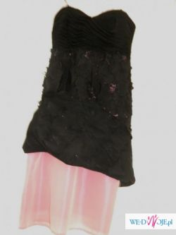 Monnari 36 piękna wieczorowa suknia/sukienka