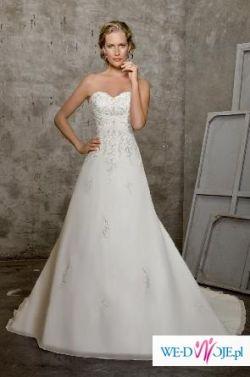 Mori Lee 2105 zjawiskowa suknia, roz.38