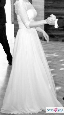 Muślinowa suknia Margarett Fumo