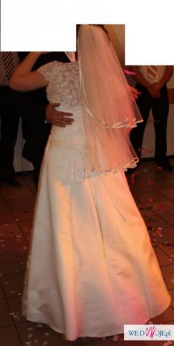 MUST HAVE sezonu ślubnego 2012: suknia ślubna jak z bajki!