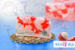 Mydło liczi z kwasem hialuronowym