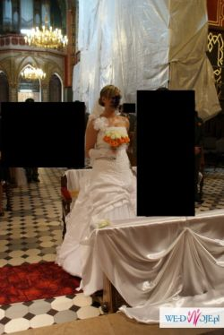 Na sprzedaż wyjątkowa suknia ślubna