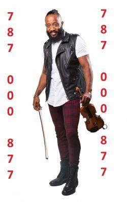 Najlepsza oprawa muzyczna - dyplomowany skrzypek z klasą