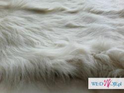 Naturalne wyprawione futerka, skóry - jako gotowe do użycia dekoracje