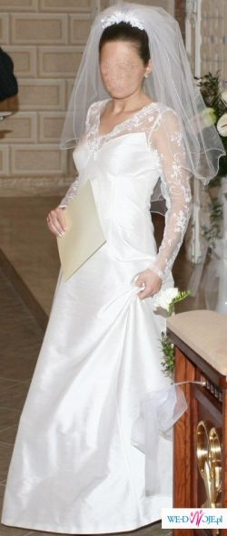 Nie ma takiej drugiej sukienki ;)