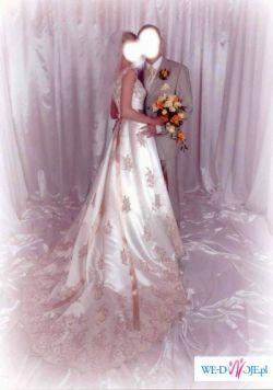 niepowtarzalna, jedyna w swoim rodzaju suknia TESSLA