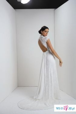 Niepowtarzalna suknia Cymbeline model Baker
