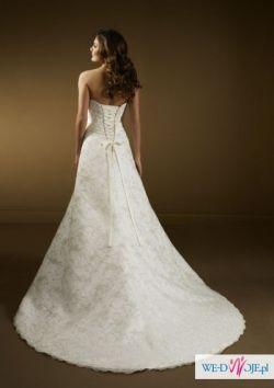 niepowtarzalna suknia Mori Lee 2162