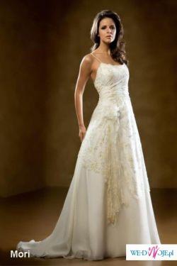 niepowtarzalna suknia Mori Lee z Cymelline