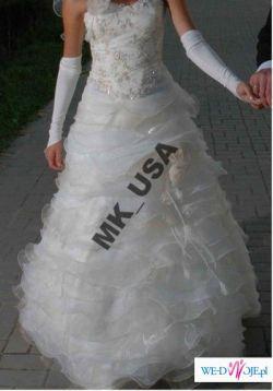 Niepowtarzalna Suknia Ślubna BELLA