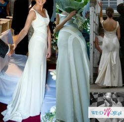 Niepowtarzalna suknia ślubna Cymbeline