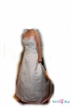 Niepowtarzalna suknia ślubna z salonu Scarllet