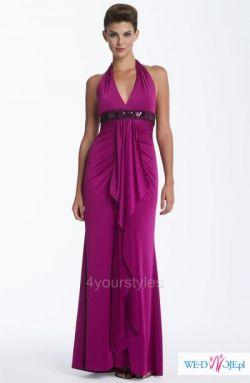 Niepowtarzalna suknia wieczorowa