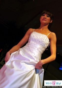 Niesamowicie piękna suknia!!!