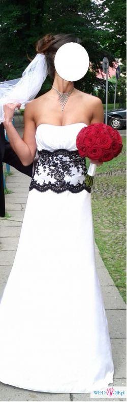 Niesamowita suknia w stylui maggie sottero beth