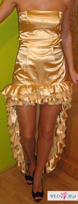 Nietypowa suknia wieczorowa 36-38