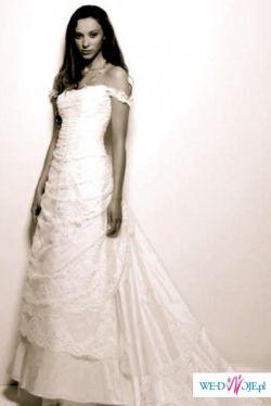 NIEUŻYWANA suknia CYMBELINE Amboise 2007.OKAZJA!!!