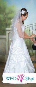 Niezapomniana suknia ślubna