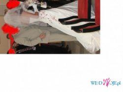 Niezwykła suknia ślubna firmy agora