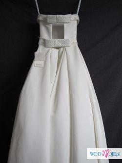nowa bajkowa suknia ślubna pronuptia