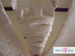 Nowa kamizelka ślubna rozmiar M ecru