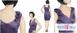 nowa NIEBIESKA sukienka PRETTY GIRL 36