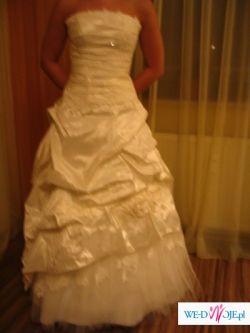 NOWA nieużywana suknia ślubna na wzór Cymbeline Bali 2008