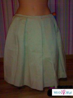 Nowa plisowana spodnica STEFANEL