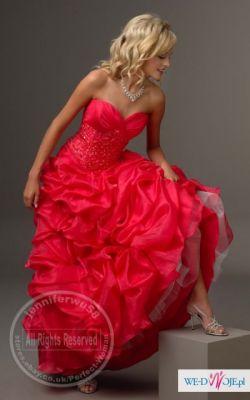 NOWA! Śliczna suknie wieczorowa - 816,95 zł+koszty przesyłki