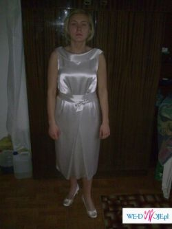 Nowa sukienka elegancka