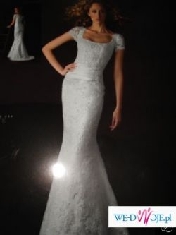 NOWA SUKNIA PRONOVIAS WHITE ONE!!!! MODEL 240