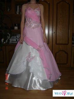 Nowa suknia slubna