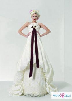 nowa suknia ślubna Christina Lacroix