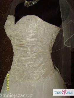 Nowa suknia ślubna-sprzedam