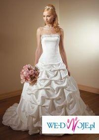 Nowa suknia ślubna w rewelacyjnej cenie
