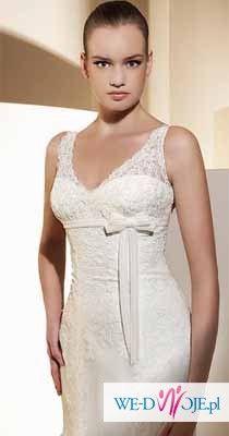 Nowa suknia ślubna White One-450