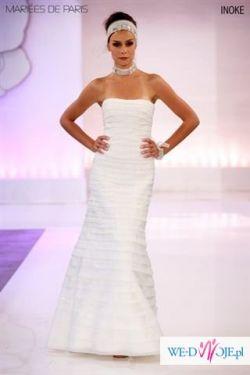 Nowa suknia ślubna z francuskiej kolekcji 2010