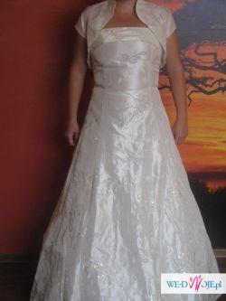 Nowa suknie ślubna
