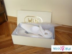 Nowe buty ślubne