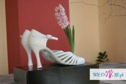 Nowe buty ślubne - piękne i wygodne