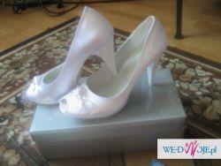 Nowe buty ślubne rozm. 39